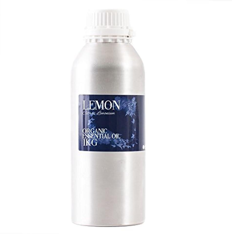 自分の間に合わせサイクルMystic Moments | Lemon Organic Essential Oil - 1Kg - 100% Pure