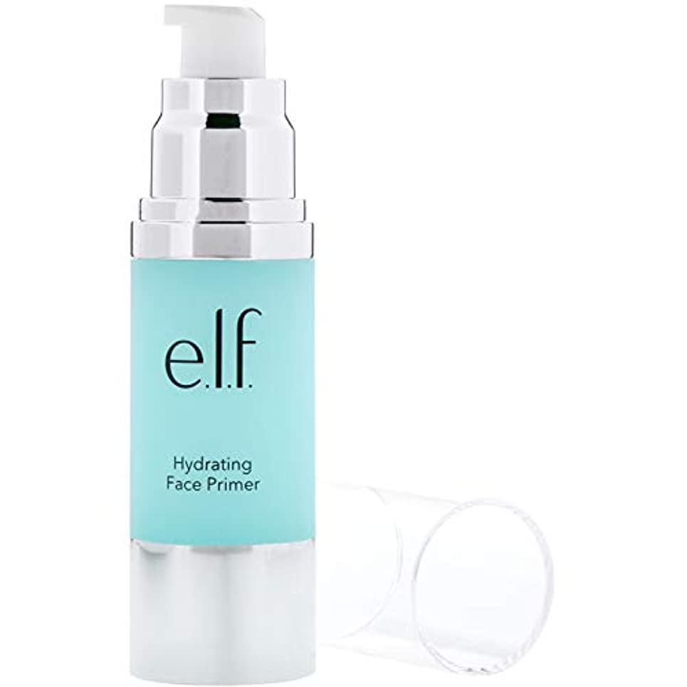 放出粘液渦e.l.f. Hydrating Face Primer - Clear (並行輸入品)