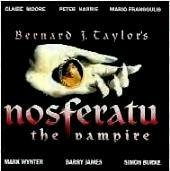 Nosferatu The Vampire (1995 Concept Cast)