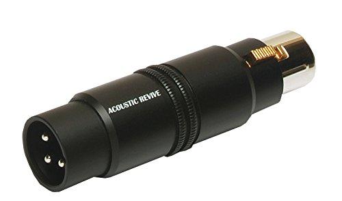 アコースティックリバイブ ファインメット マルチノイズサプレッサー XLRタイプ/ 1個  ACOUSTIC REVIVE FNS-XLR A