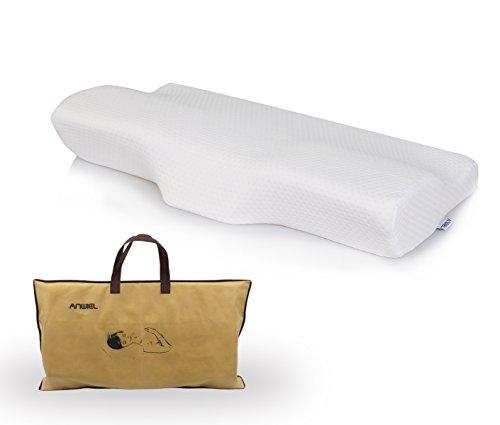 Anwiel 低反発まくら 恒温 無臭 枕カバー二つ 安眠 ...