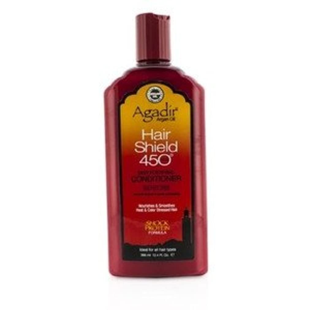 側溝レンチロケットアガディール(Agadir) ヘア シールド 450 プラス ディープ フォーティファイング コンディショナー - サルフェートフリー(For All Hair Types) 366ml/12.4oz [並行輸入品]