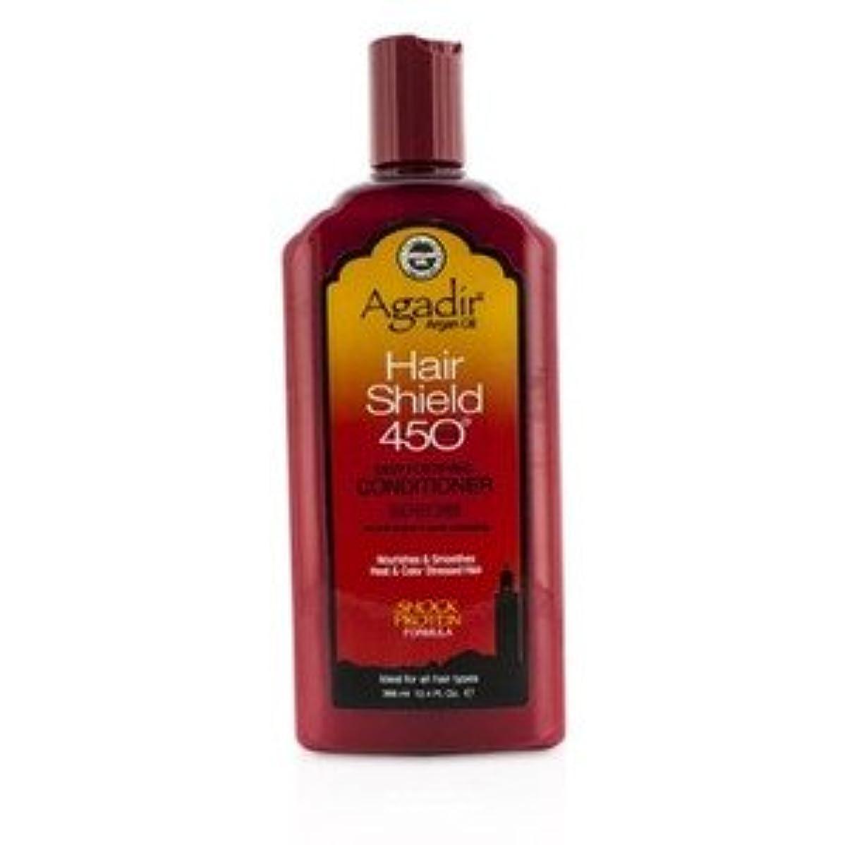 カートン文明化座るアガディール(Agadir) ヘア シールド 450 プラス ディープ フォーティファイング コンディショナー - サルフェートフリー(For All Hair Types) 366ml/12.4oz [並行輸入品]