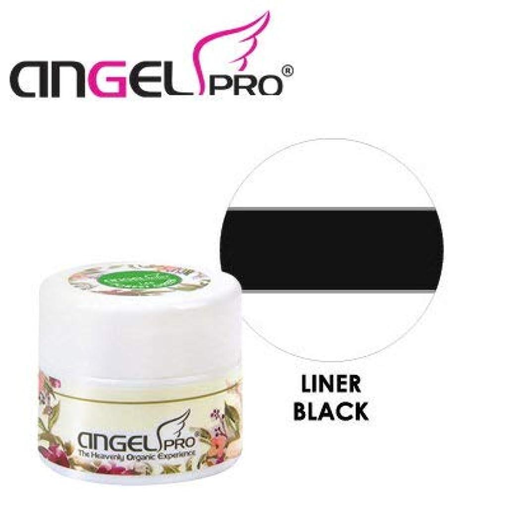 スキャン内側動くANGEL PRO ポットジェリー LINER BLACK 4g
