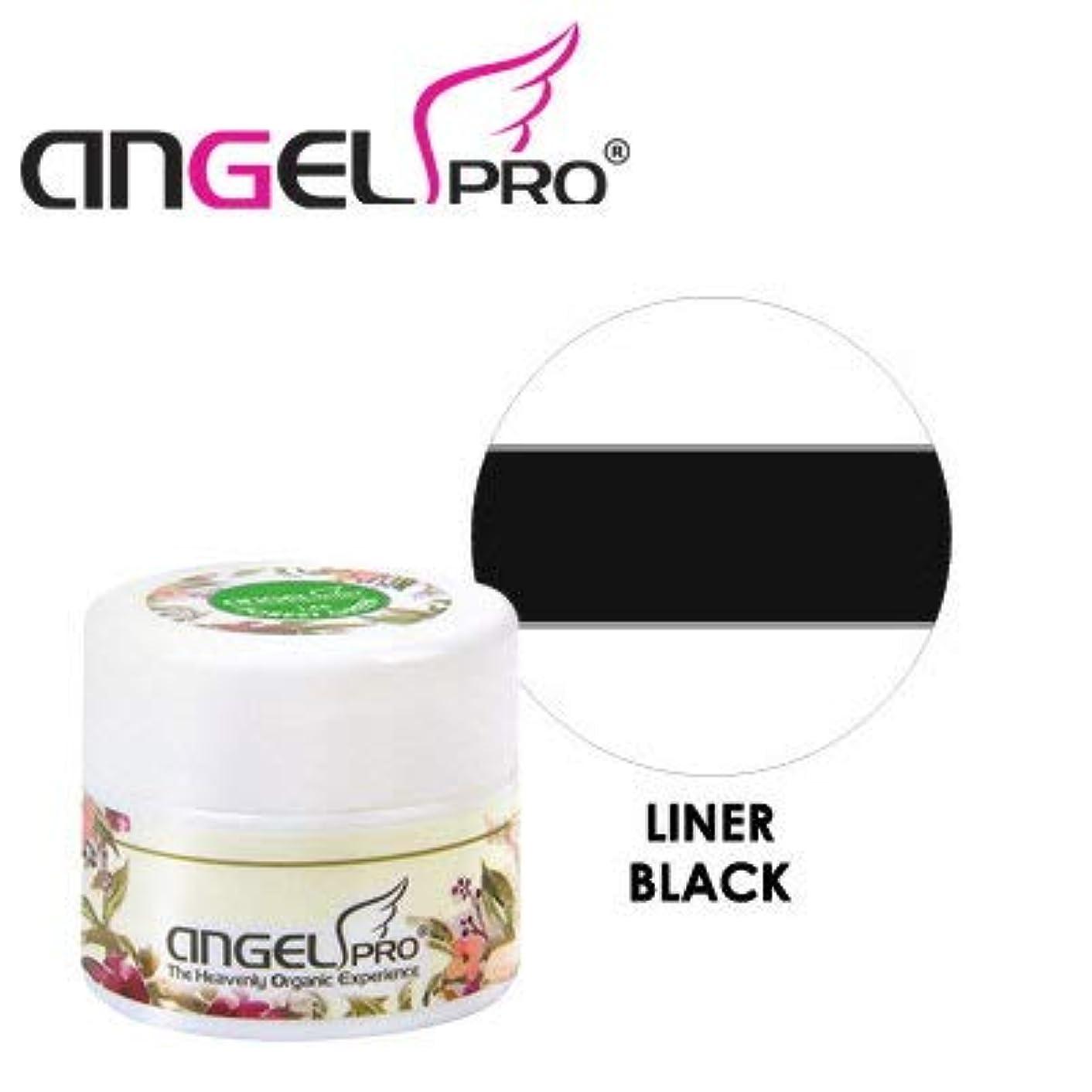 ハンドブック飢え写真ANGEL PRO ポットジェリー LINER BLACK 4g