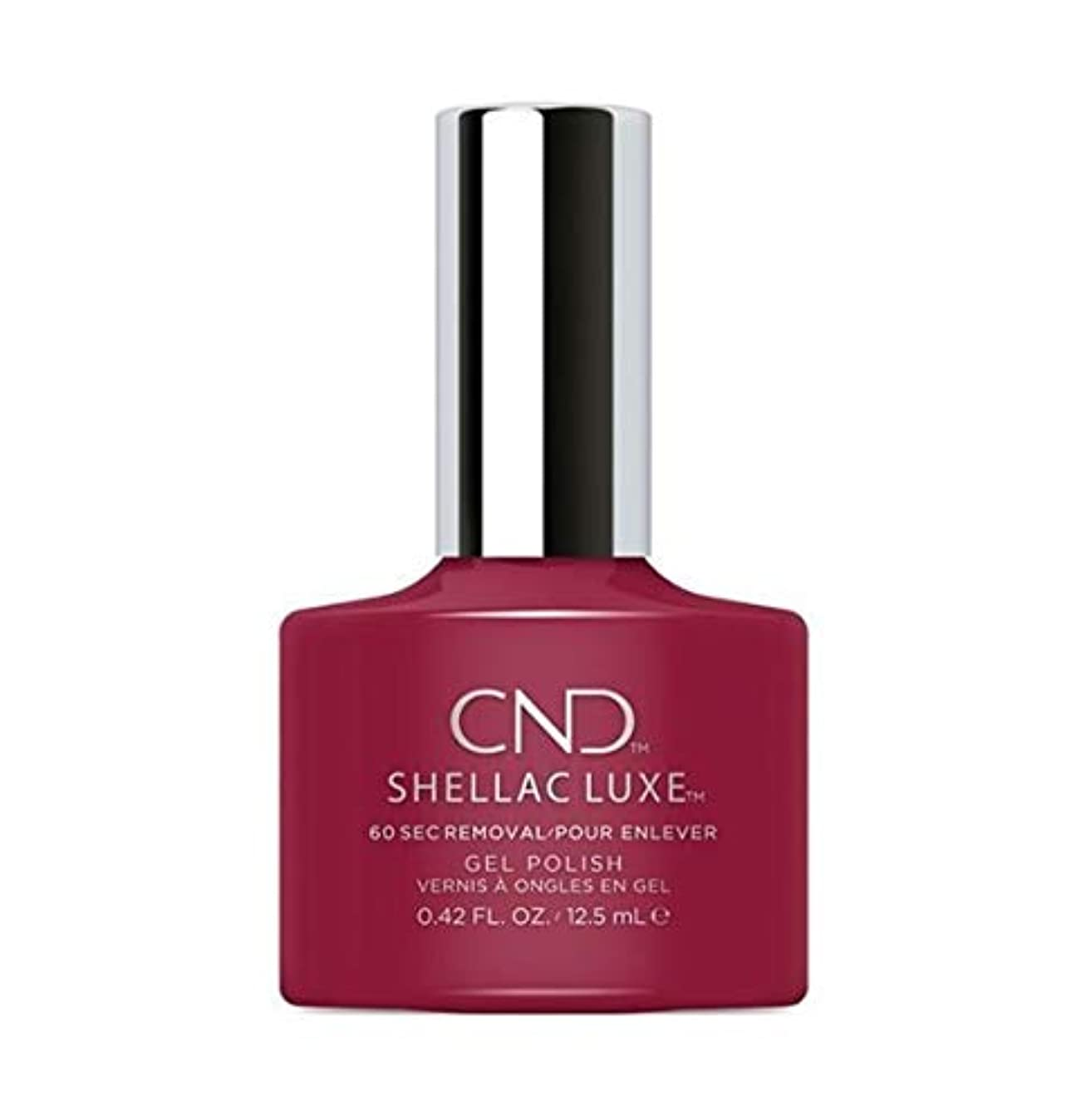 CND Shellac Luxe - Rouge Rite - 12.5 ml / 0.42 oz