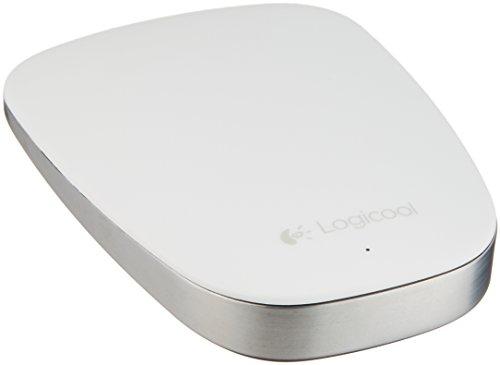 LOGICOOL Bluetooth ウルトラスリム タッチマウス