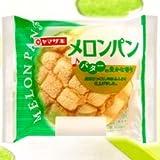ヤマザキ メロンパン×3個 Yamazaki Melon PAN 山崎パン横浜工場製造品