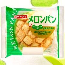 ヤマザキ 大きな メロンパン×3個 Yamazaki Melon PAN 山崎パン横浜工場製造品