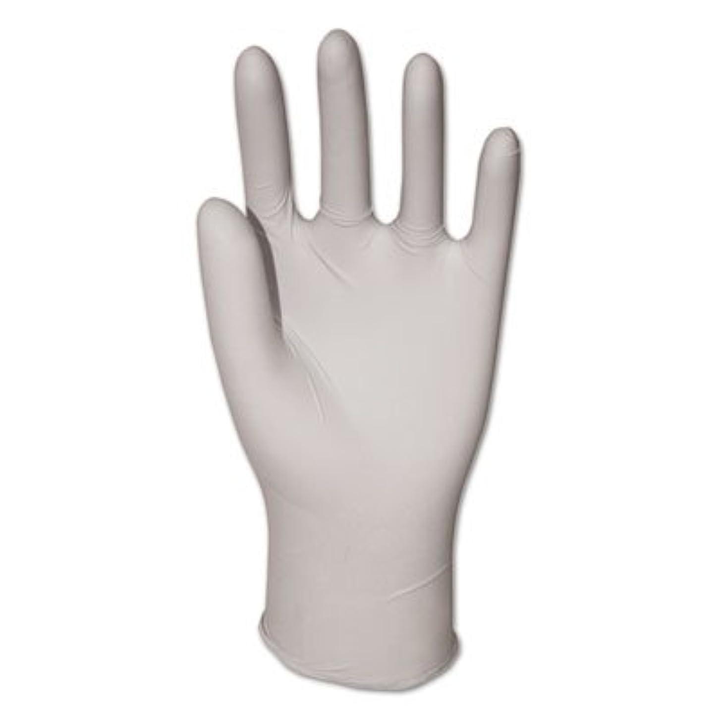 罰やろうクリエイティブGEN 汎用 ビニール手袋 パウダー L クリア 2 3/5 ミル 1000枚入り