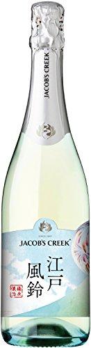 ジェイコブスクリーク 江戸風鈴 750ml スパークリングワイン オーストラリア