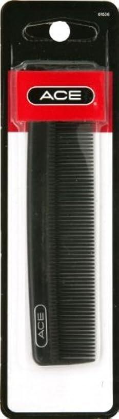歯科のあご不変Ace Classic Pocket Fine Tooth Hair Comb (Pack of 6) [並行輸入品]