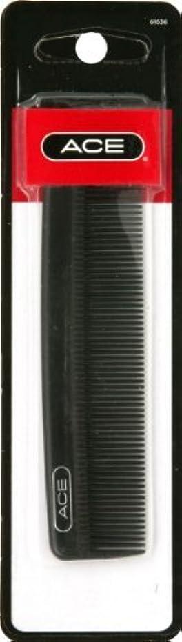 意欲柔和自動化Ace Classic Pocket Fine Tooth Hair Comb (Pack of 6) [並行輸入品]
