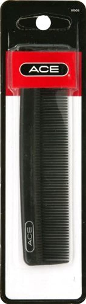 Ace Classic Pocket Fine Tooth Hair Comb (Pack of 6) [並行輸入品]