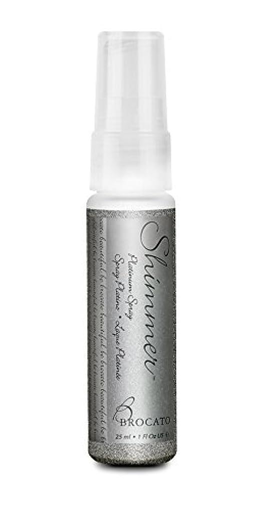 承認するアマチュア細胞VIBRAstrait Brocato髪とボディシマースプレー:キラキラスプリッツミストスプレーで髪、皮膚や衣服に微妙な輝きを追加 - キラキラグリッタートラベルヘアスプレーセーフスキンとファブリックのために - 、1オズ...