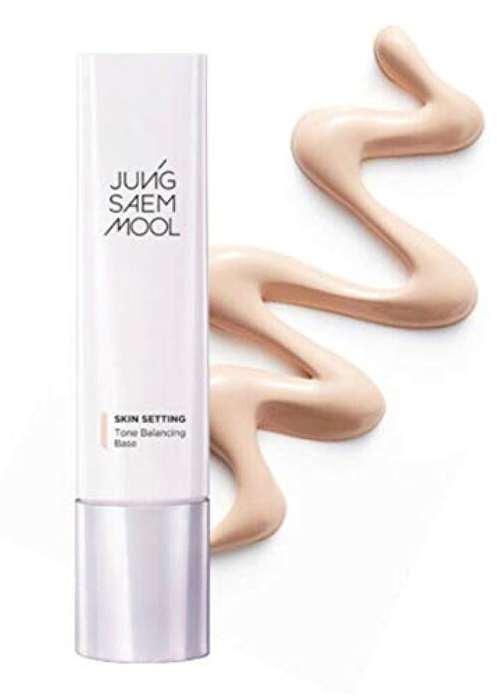 姿を消す倉庫ステッチ[JUNG SAEM MOOL] Skin Setting Tone Balancing Base 40ml / ジョンセンムル スキン セッティング トーン バランシング ベース [並行輸入品]