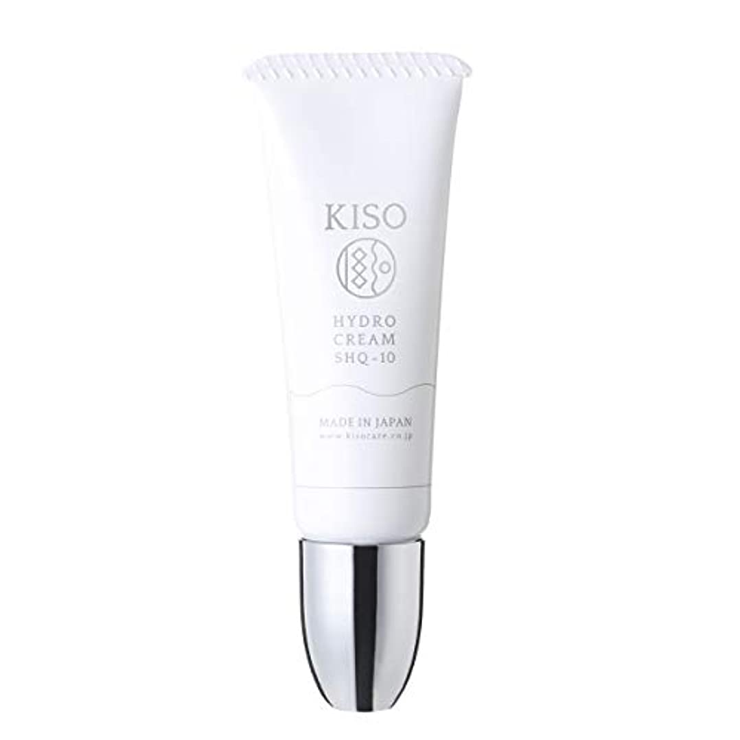 占める契約する消費者KISO 安定型 ハイドロキノン 10%配合【ハイドロ クリーム SHQ-10 5g】スキンケアで肌を整えた後にちょこっとケア 日本製