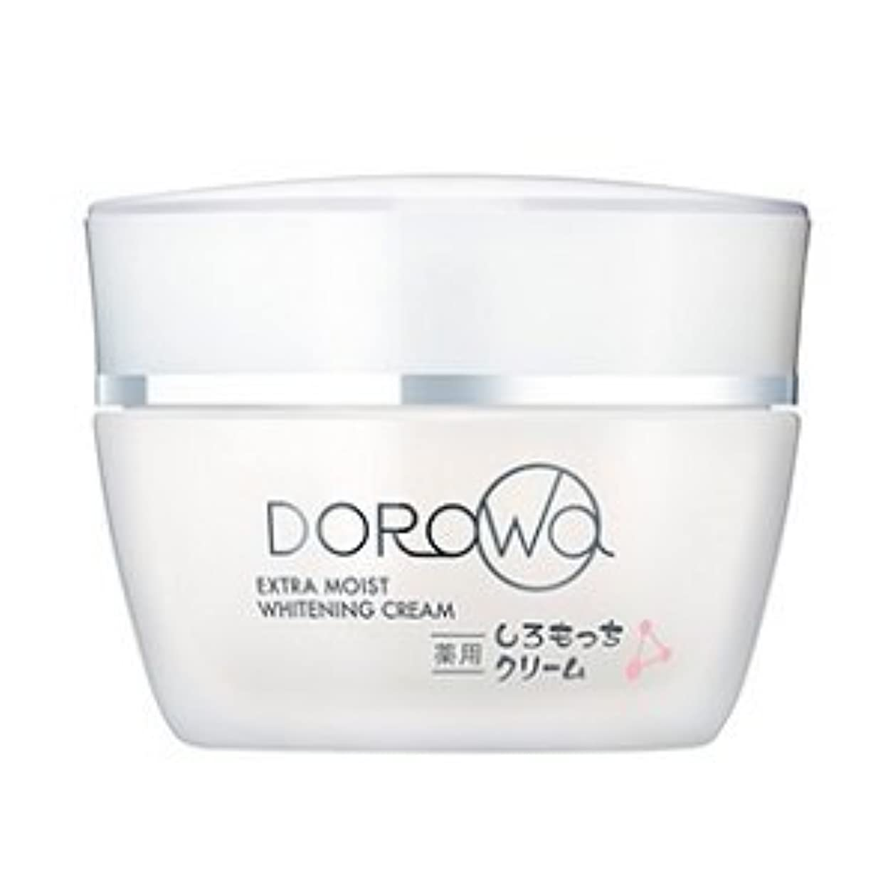 敬礼抑止する運賃健康コーポレーション DOROwa 薬用 しろもっちクリーム 60g