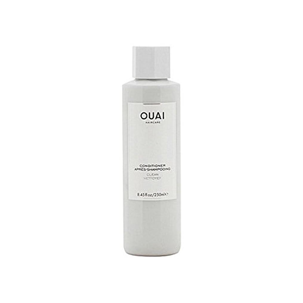スカルクグレートオーク編集者Ouai Clean Conditioner 300ml - クリーンコンディショナー300ミリリットル [並行輸入品]