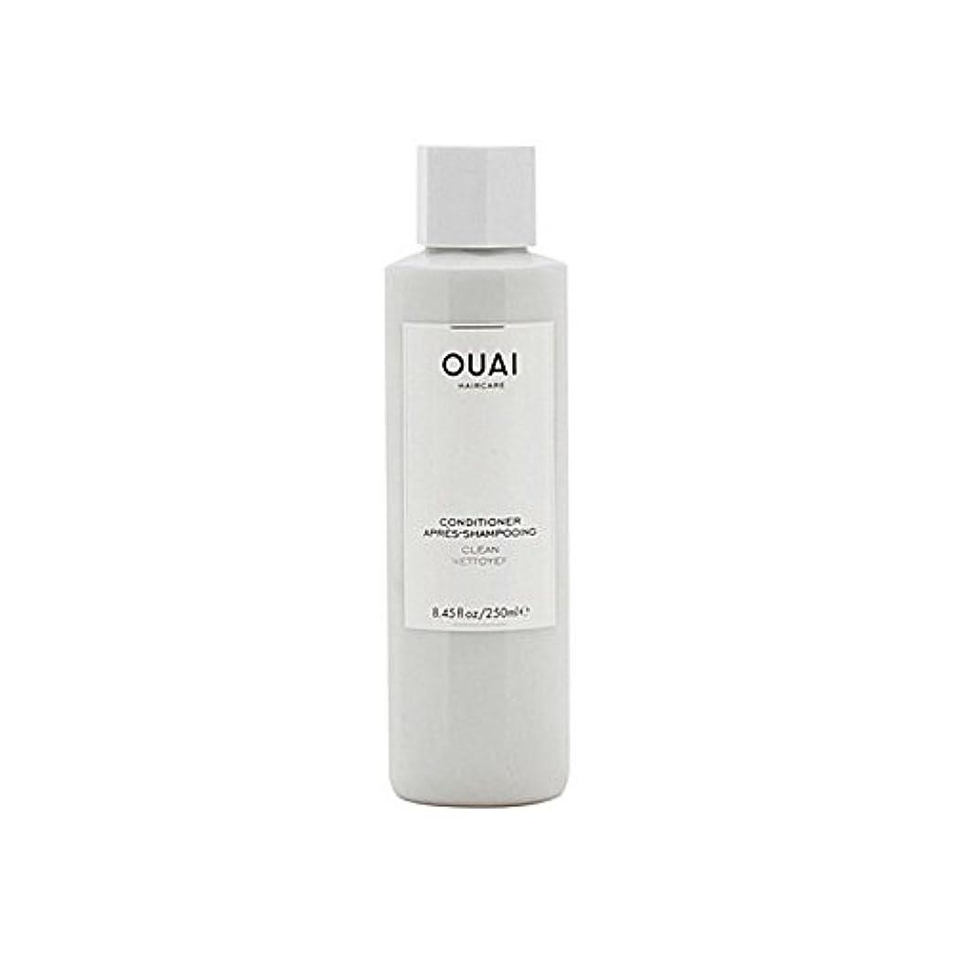 Ouai Clean Conditioner 300ml - クリーンコンディショナー300ミリリットル [並行輸入品]