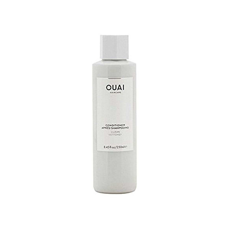ただ召喚する増強Ouai Clean Conditioner 300ml - クリーンコンディショナー300ミリリットル [並行輸入品]