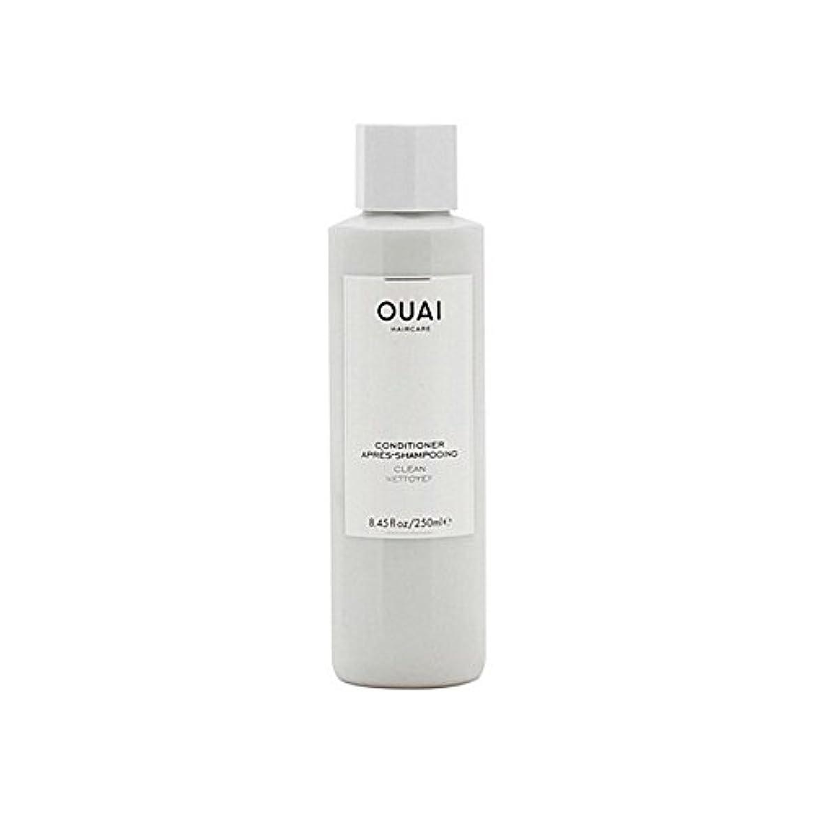アークフォロー魅力Ouai Clean Conditioner 300ml - クリーンコンディショナー300ミリリットル [並行輸入品]
