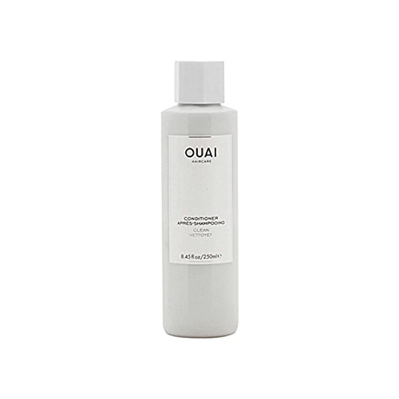 追い越すメイエラ規定Ouai Clean Conditioner 300ml - クリーンコンディショナー300ミリリットル [並行輸入品]