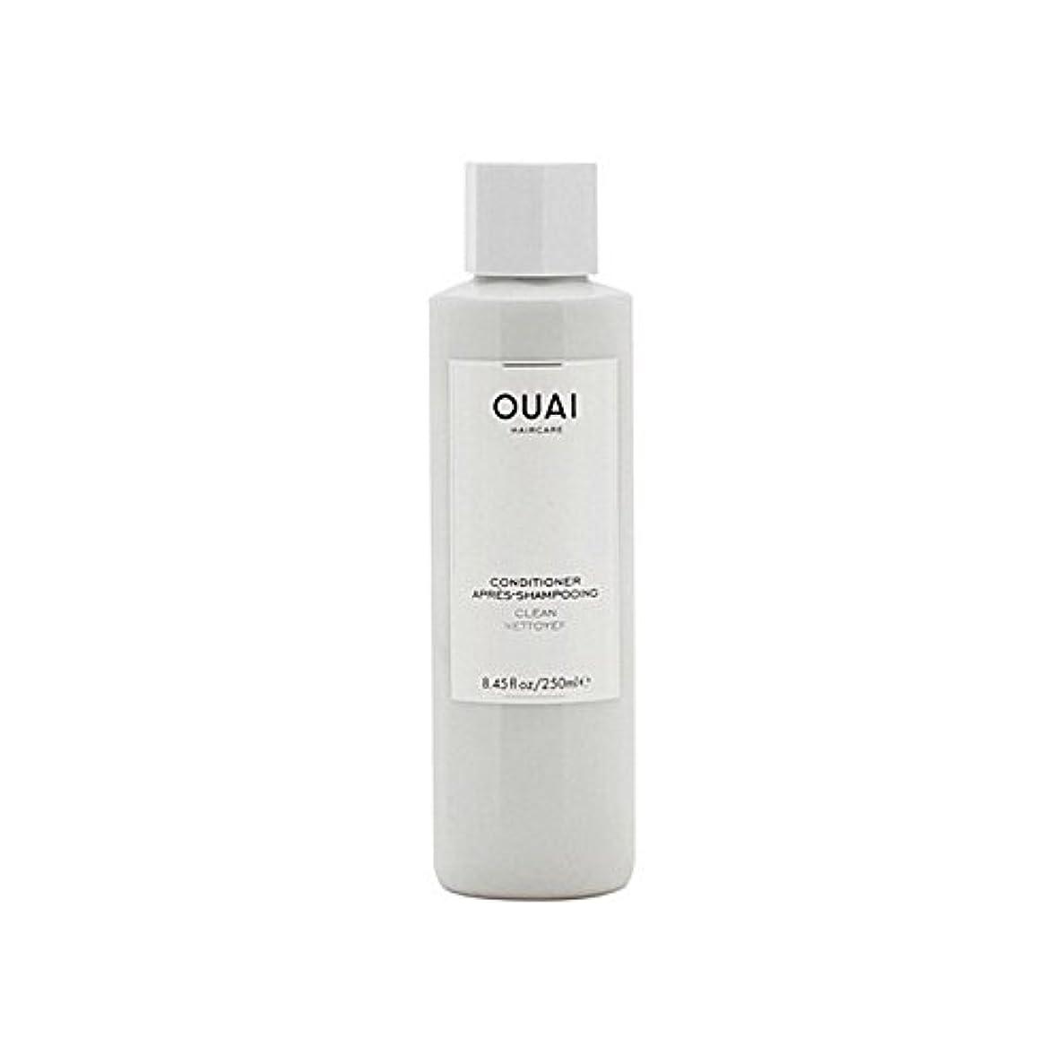 開発つかむ組み合わせOuai Clean Conditioner 300ml (Pack of 6) - クリーンコンディショナー300ミリリットル x6 [並行輸入品]