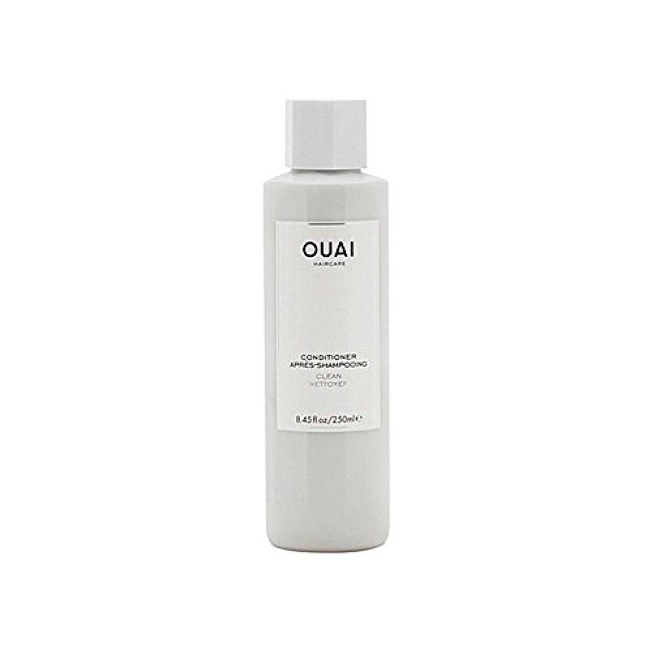 役員そのような時間Ouai Clean Conditioner 300ml (Pack of 6) - クリーンコンディショナー300ミリリットル x6 [並行輸入品]