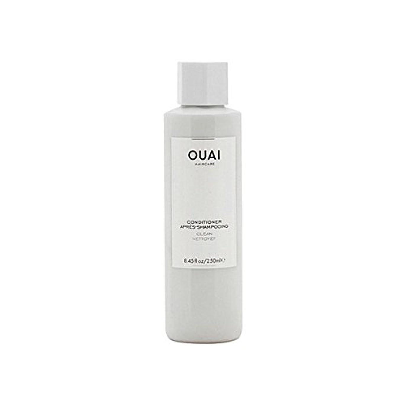 評価するマチュピチュ座標Ouai Clean Conditioner 300ml (Pack of 6) - クリーンコンディショナー300ミリリットル x6 [並行輸入品]