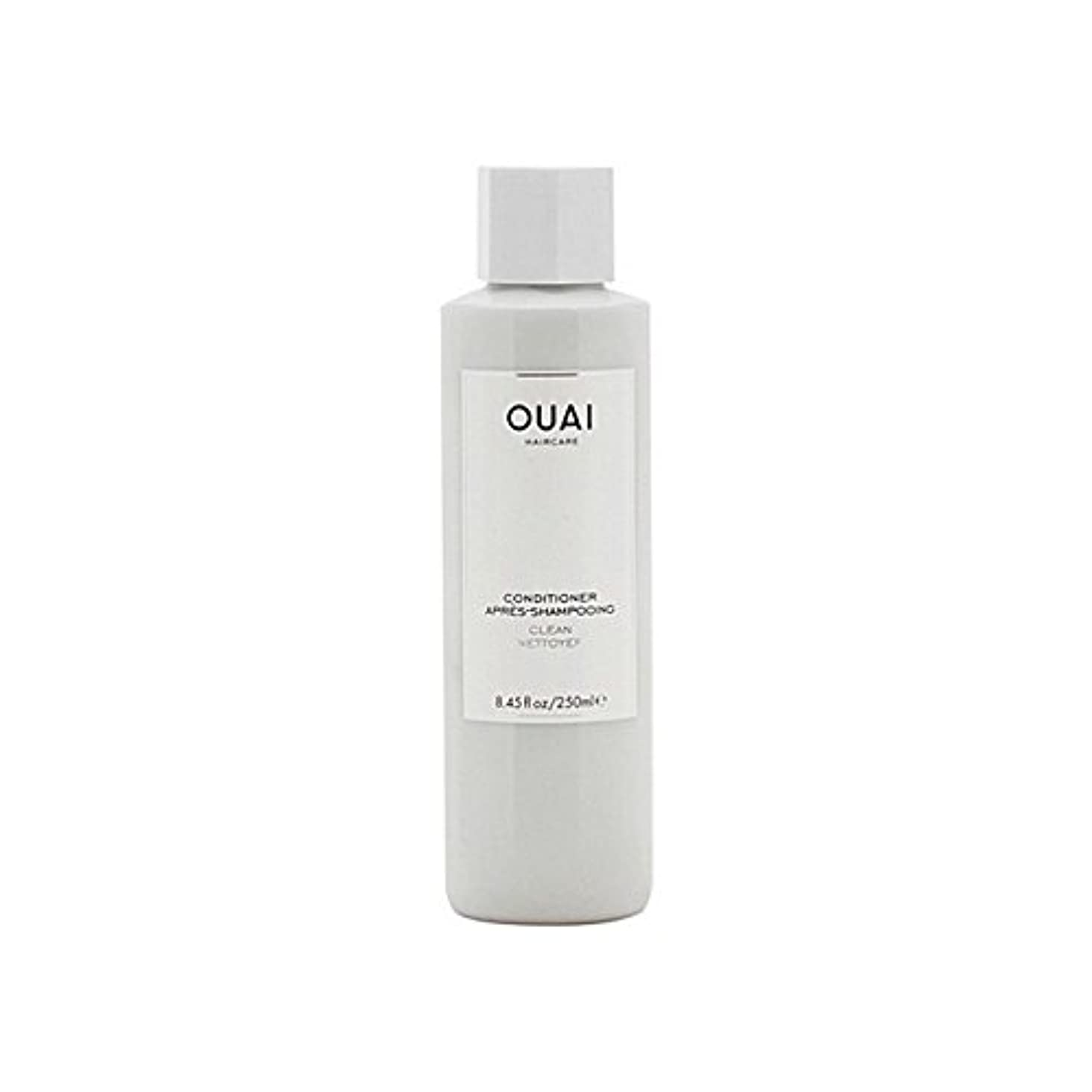 変化する説得高度Ouai Clean Conditioner 300ml - クリーンコンディショナー300ミリリットル [並行輸入品]