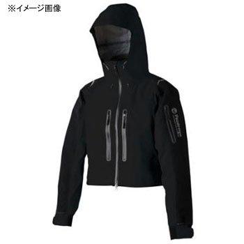 パズデザイン BS 3レイヤー ウェーディングジャケット SBR-033 ブラックグリーン L