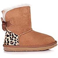 Ever UGG Kids Mini Back Bow #11517