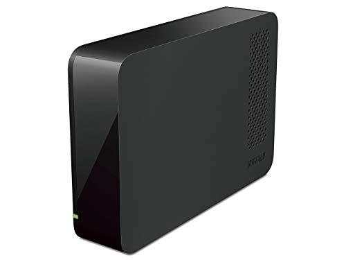 バッファロー HD-NRLC4.0-B 4TB 外付けハード...