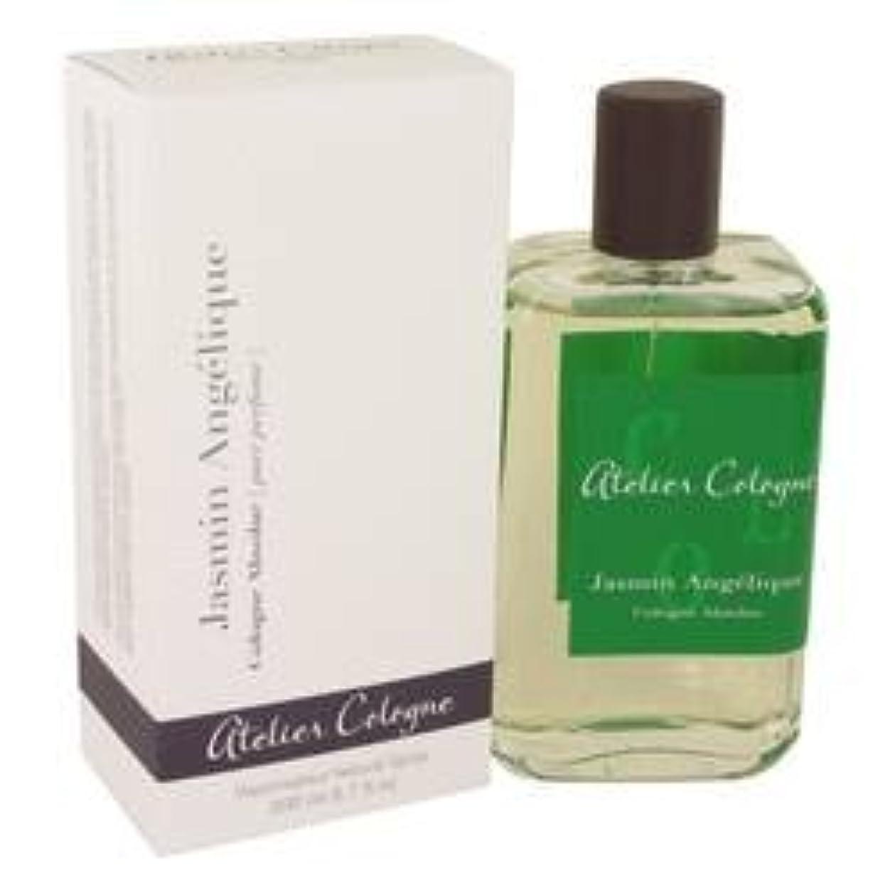 技術無効にする実験室Jasmin Angelique Pure Perfume Spray (Unisex) By Atelier Cologne