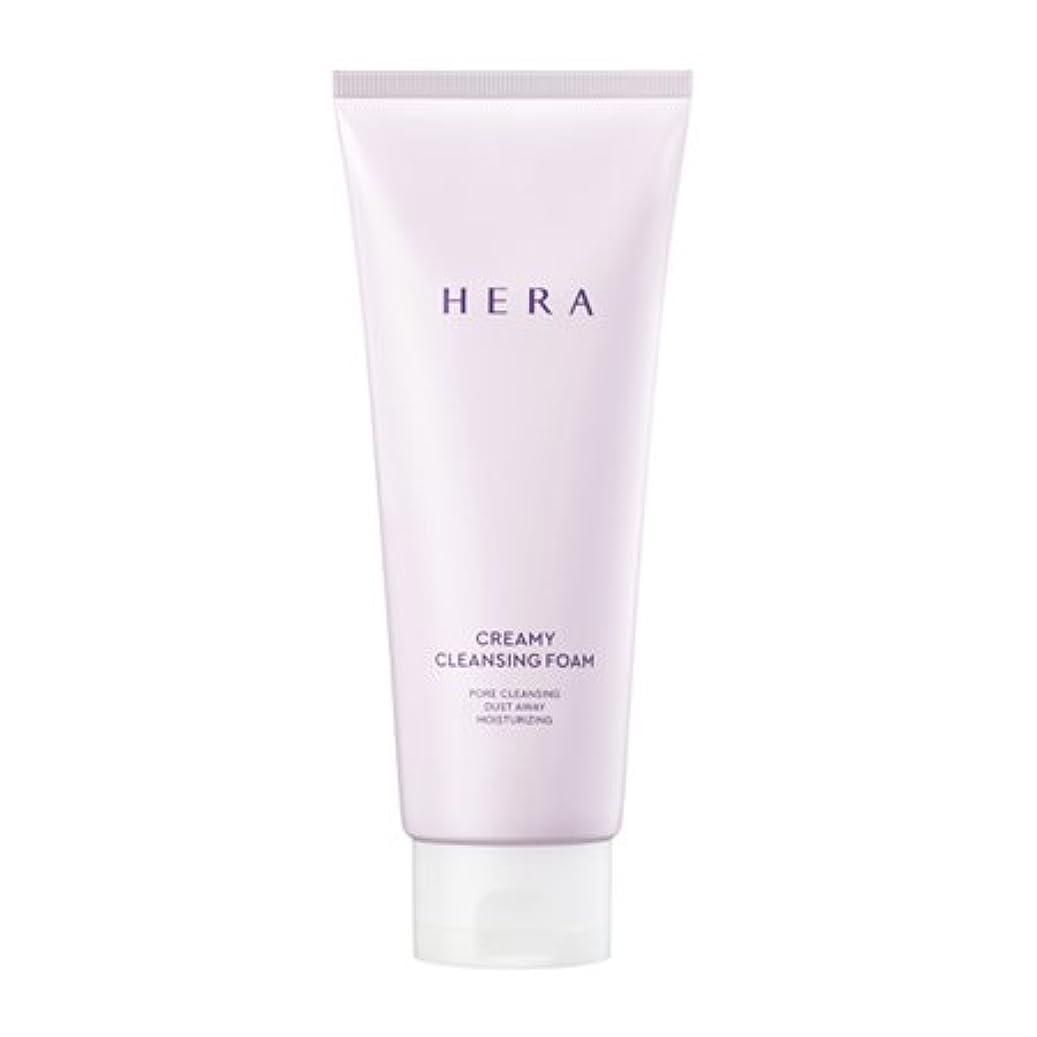 予見するマオリ悪性のHERA Creamy Cleansing Foam 200ml/ヘラ クリーミー クレンジングフォーム 200ml [並行輸入品]