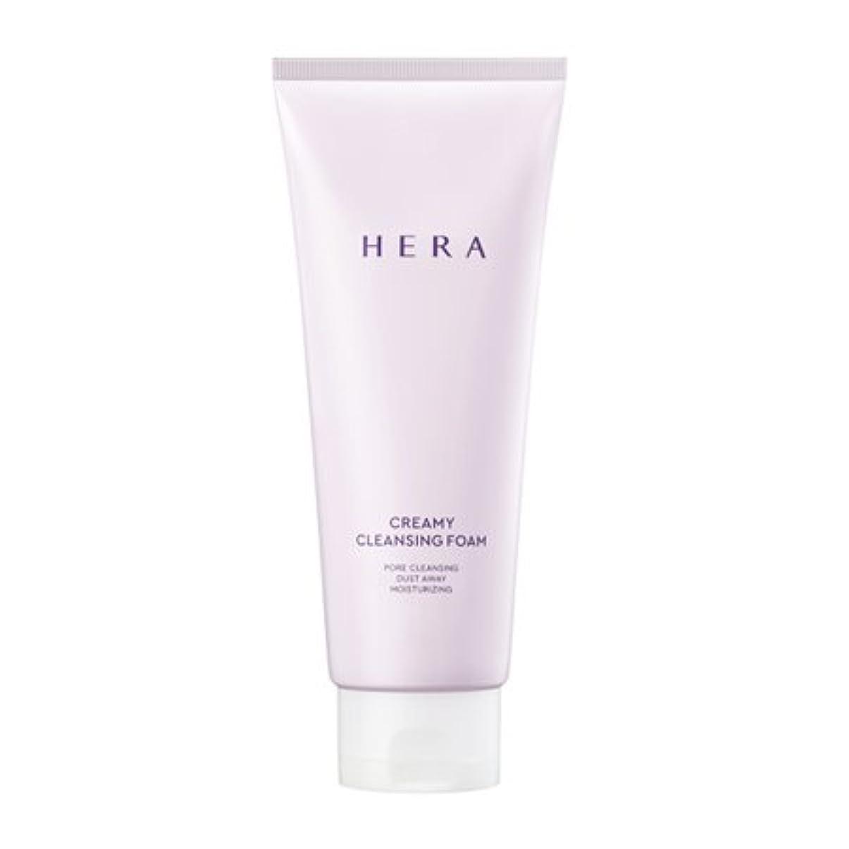肌スクラッチ芸術HERA Creamy Cleansing Foam 200ml/ヘラ クリーミー クレンジングフォーム 200ml [並行輸入品]