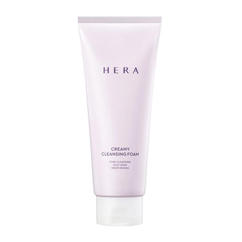 賢明なアッパー危険HERA Creamy Cleansing Foam 200ml/ヘラ クリーミー クレンジングフォーム 200ml [並行輸入品]