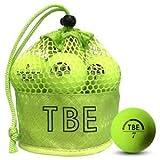 飛衛門 TOBIEMON R&A公認球 12球 蛍光マットボール(イエロー)メッシュバッグ入 ゴルフボール T-2MY