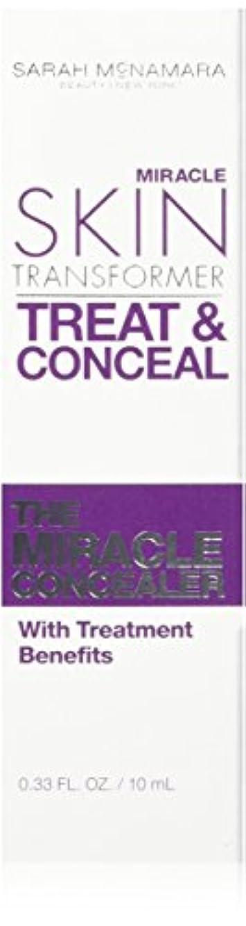 底収束する運命Miracle Skin Transformer Treat & Conceal - Dark