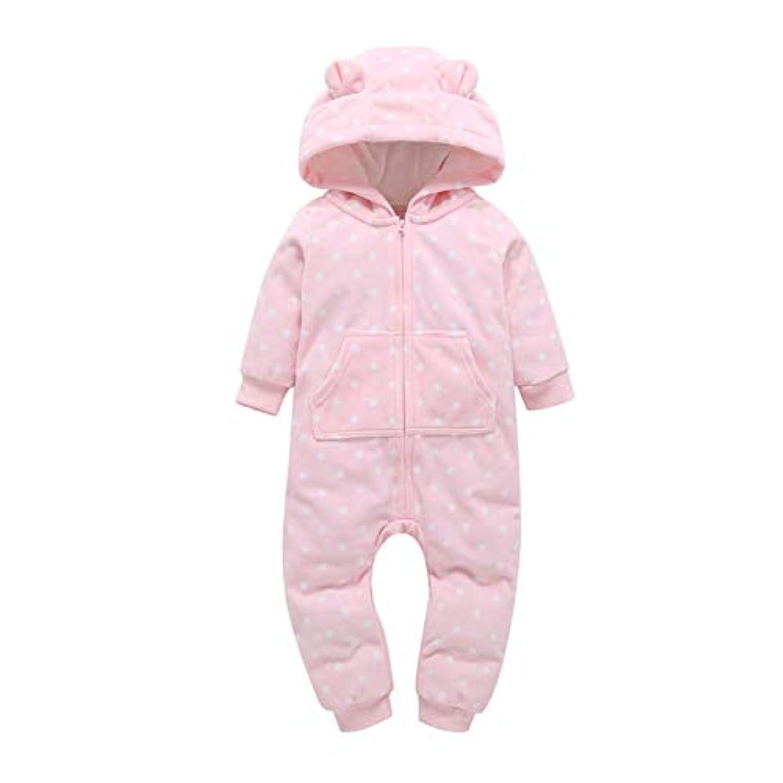 私のしたい無しUrmagicベビー キッズ用 ロンパース おくるみ カバーオール 可愛い 赤ちゃん もこもこ 防寒着 コスチューム 暖かい コート 出産祝い プレゼント