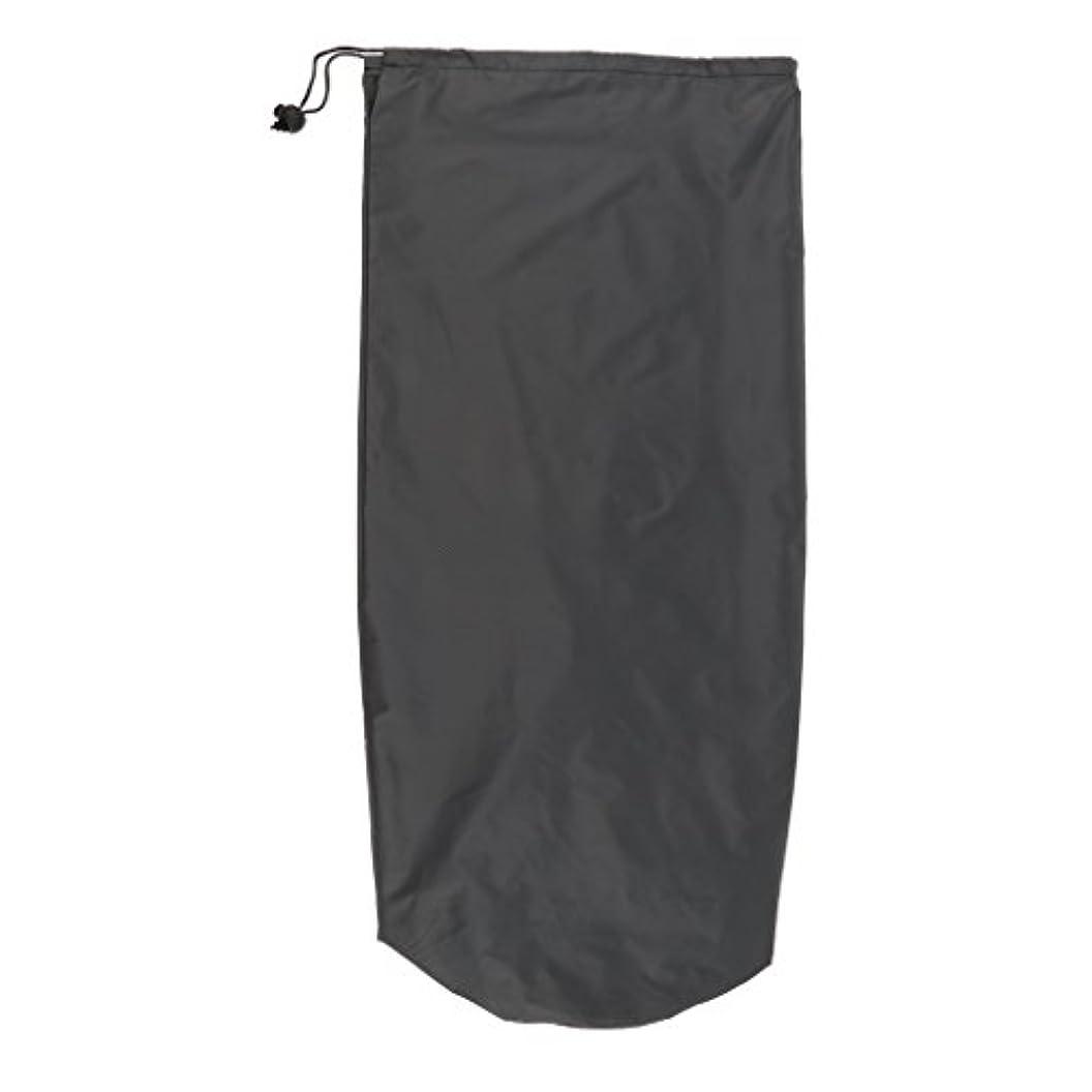 紳士余剰おめでとうDYNWAVE 寝袋ヨガマット防塵防水ストレージバッグアウトドアキャンプハイキング旅行ビーチのための大きな巾着袋
