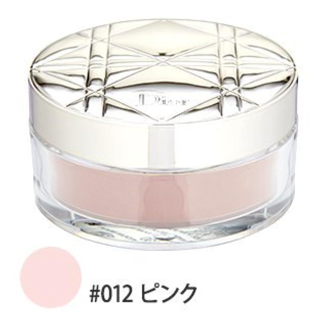 ひもプーノ含むディオール(Dior) ディオールスキン ヌード エアー ルース パウダー #012(ピンク) 25ml [並行輸入品]