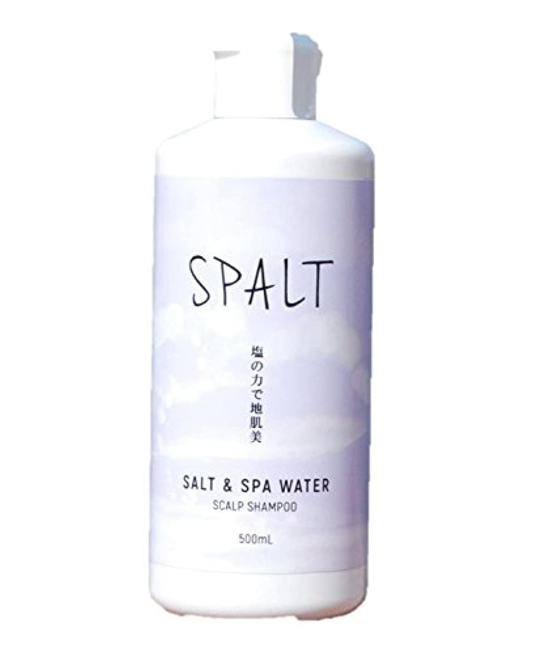 掘る反発薄める塩シャンプー 皆生温泉水シャンプー スパルト