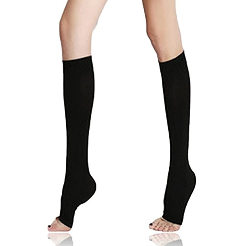 神学校独裁時間MEJORMEN 着圧ソックス 段階式圧力設計(40-50mmHg) 着圧靴下 美脚ケア お出かけ用 強圧 弾性ソックス 足の疲れ/むくみ解消 1足 男女兼用 3種類ライプ S~XXL