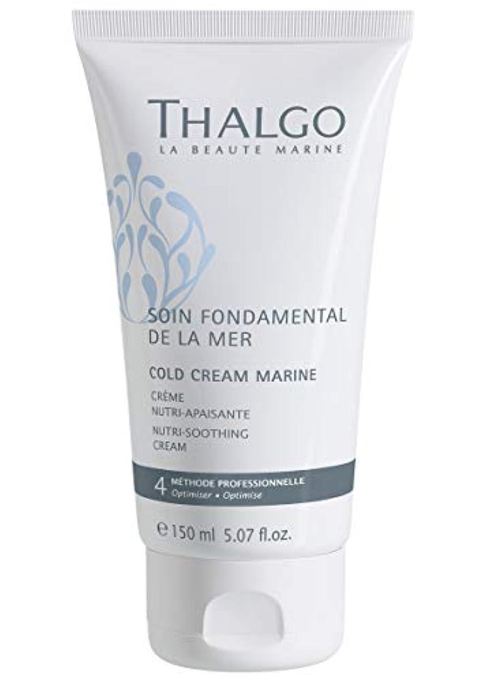 違法お肉に対処するタルゴ Cold Cream Marine Nutri-Soothing Cream - For Dry, Sensitive Skin (Salon Size) 150ml/5.07oz並行輸入品