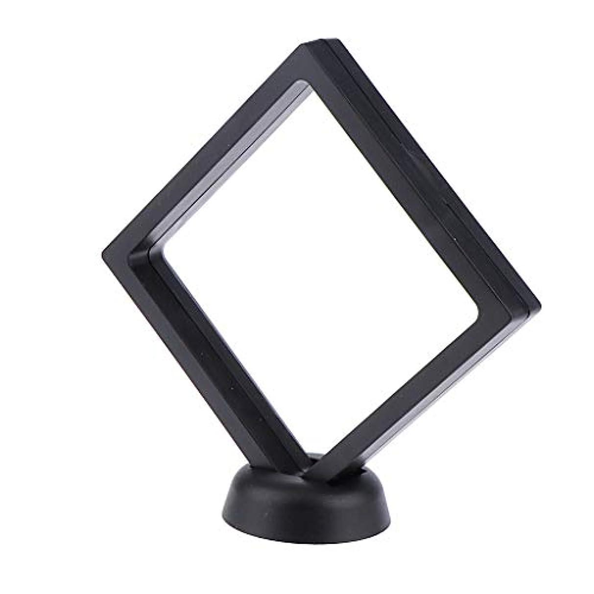 ぬるいカーフ浪費ネイルアート 展示用 ボード ネイルサロンディスプレイ 2色選べ - ブラック