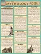 Mythology: Greek / Roman Mortals Laminated Reference Guide (Quickstudy: Academic)