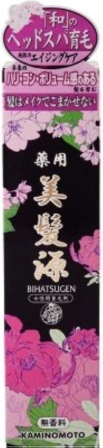 加美乃素本舗 薬用美髪源 無香料 150ML 医薬部外品(女性用育毛剤)×36点セット (4987046120526)