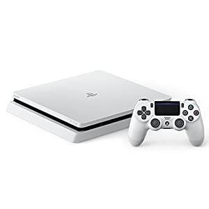PlayStation 4 グレイシャー・ホワイト 500GB (CUH-2000AB02)